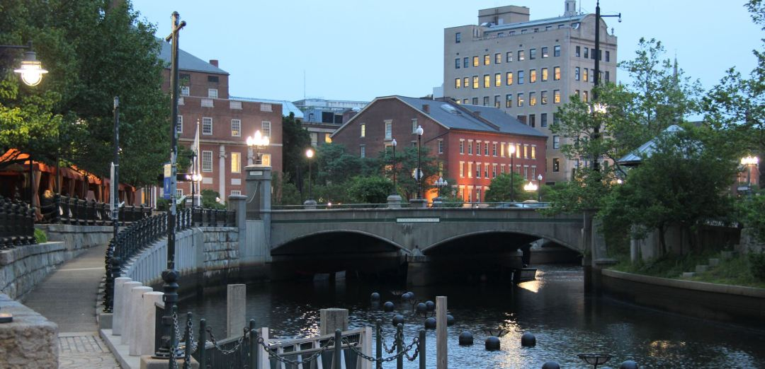 Providence Waterplace Park
