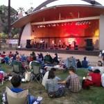 Free outdoor concert