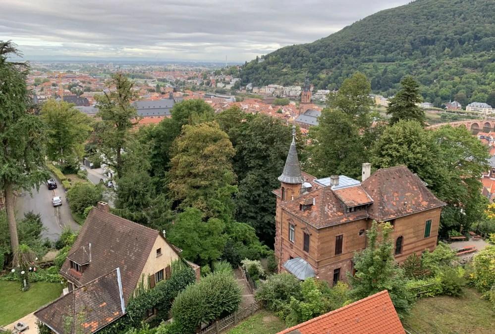Highlights of Germany's Neckar Valley and Black Forest Region: From Frankfurt to Freiburg