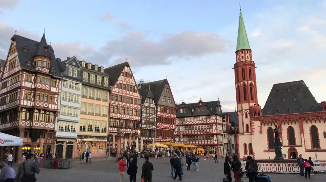 Frankfurt's Altstadt