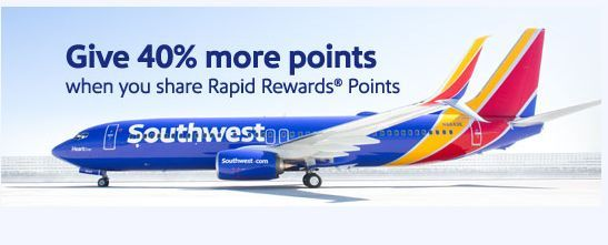 southwest rapid rewards incentive image
