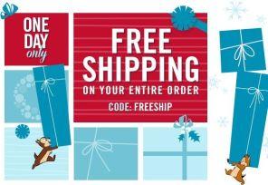 disney store free ship big