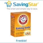 SavingStar: Free Arm & Hammer Baking Soda