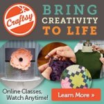 Join Craftsy.com for Free Mini Classes & Beginner Photography eGuide