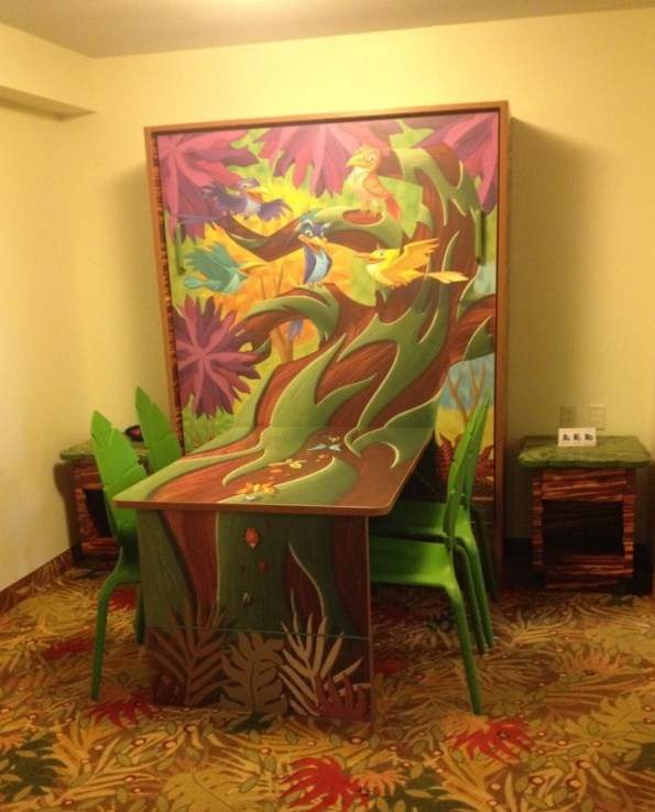 murphy bed art of animation