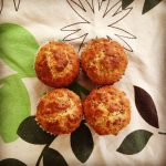 Cranberry Orange Oatmeal Muffins {Recipe}