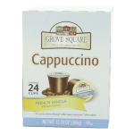 Amazon: French Vanilla Cappuccino K-Cup 24 pk as low as $6.90 ($0.29/cup)