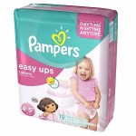Save $5.00 on Pampers Easy Ups with Coupon + Ibotta Rebate