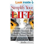 FREE Kindle eBooks to Help You Simplify and Declutter!