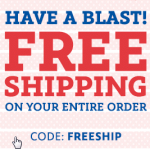 Disney Store: Free Shipping on any order through Saturday! Items from $1.99 shipped