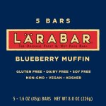 Amazon: Larabar Blueberry Muffin 5 pack as low as $3.89 (only $0.78 per bar)