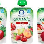 Amazon: Organic Baby Food Pouches 18 count as low as $12.28 shipped