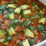 Chicken & White Bean Chili {Recipe}