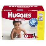 Amazon: Coupons for $6 off Huggies Snug & Dry Diapers