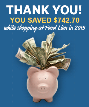 Food Lion Savings image