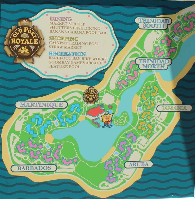 Disneys Caribbean Beach Resort Review Page Two The Frugal South