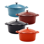 Bon-Ton: 5 quart Cast Iron Dutch Oven only $26 shipped!