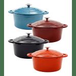 Bon-Ton: 5 quart Cast Iron Dutch Oven only $26 shipped!