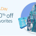 Amazon: Up to 60% off Disney Favorites (Today Only)