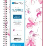 Amazon: Blue Sky 2017 Weekly Planner $7.99 (I Use This and Love It)