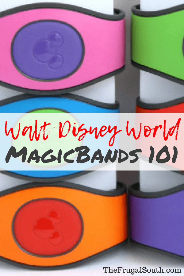 Everything you need to know about MagicBands at Walt Disney World! Tips and tricks for your Disney World planning plus Magic Band hacks to make your vacation extra special. #disneyworld #magicbands