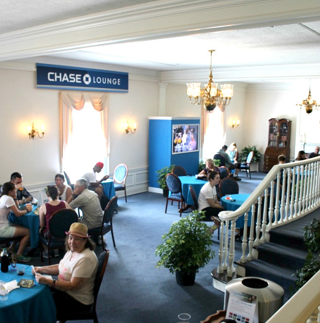 the chase lounge