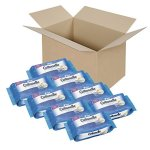 Amazon: Cottonelle FreshCare Flushable Wipes 8-pk as low as $7.36!