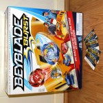 Win a Beyblade Burst Game Set + 4 Meal Passes to Ovation Brands Restaurants!