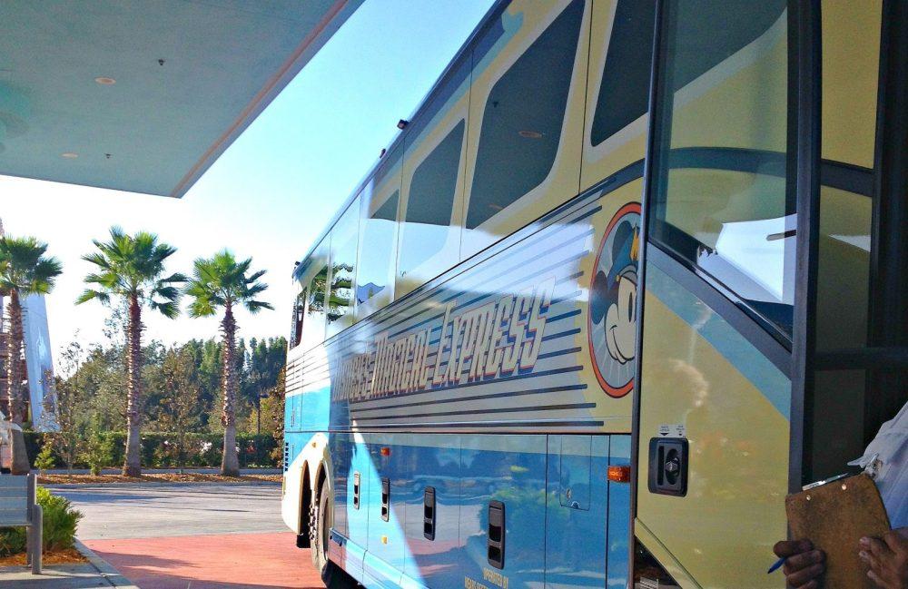 Magical Express Bus