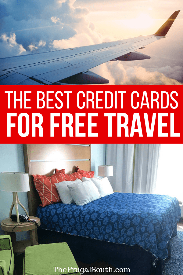 5 Best Credit Cards for Free Travel with Points & Miles