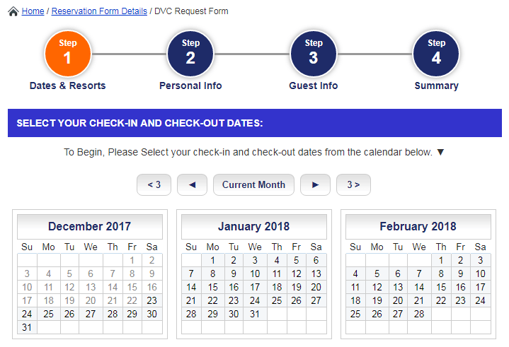 dvc broker availability calendar - how to rent dvc points