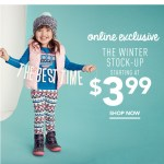 Gymboree: $3.99 Steals + Free Shipping!