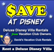 David's DVC Rental Store logo