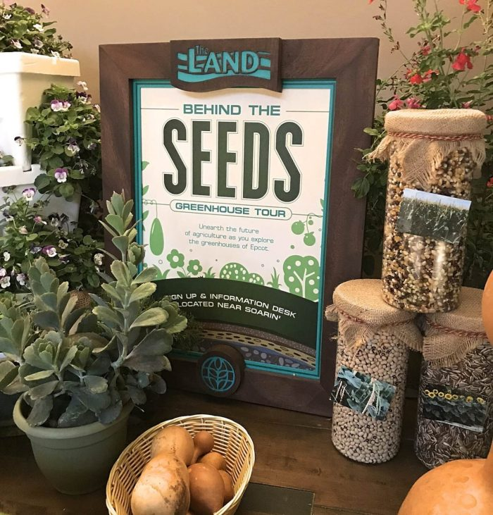 A review of the Behind the Seeds tour in Epcot, Walt Disney World! Cost, times, and what to expect on this backstage tour. #disneyworld