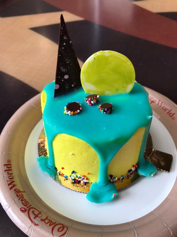 Contempo Cafe cake