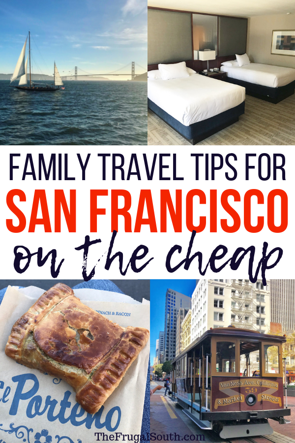 How To Take An Affordable San Francisco Family Vacation