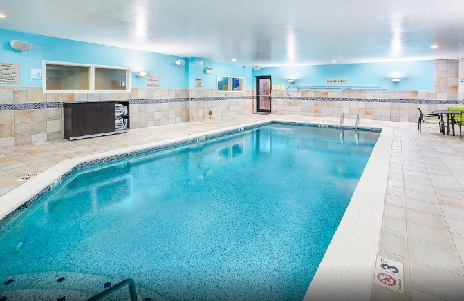 SpringHill Suites by Marriott Pigeon Forge indoor pool
