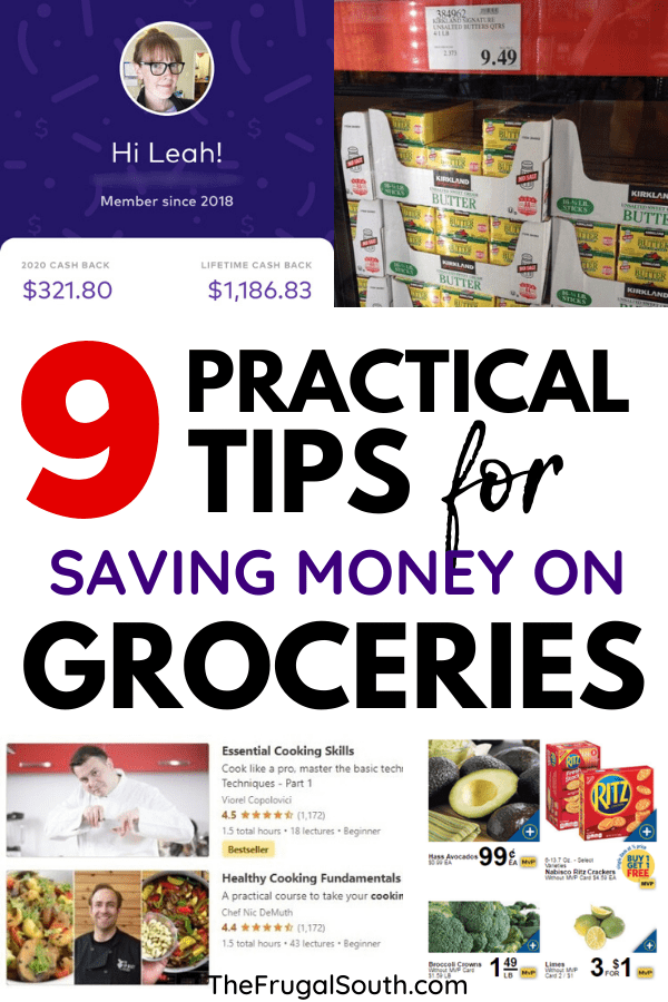 9 Practical Tips For Saving Money On Groceries