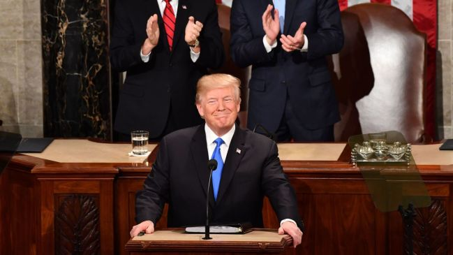 Text And Analysis: State Of The Union 2018, Annotated : NPR Fact Checks the Speech in Realtime.
