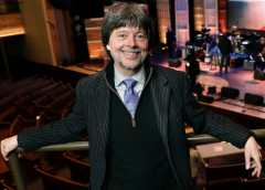 Filmmaker Ken Burns. (Mark Humphrey/AP)