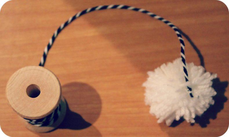 The Funky Fresh Project - DIY guirlande de pompons