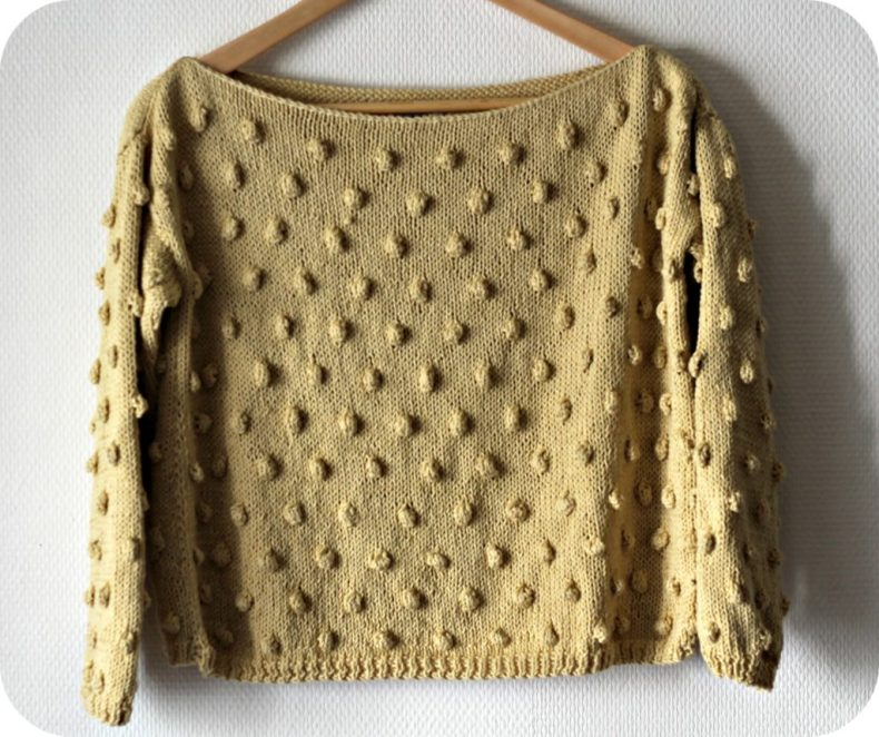 Sabrina Sweater We Are Knitters
