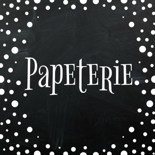 Papeterie