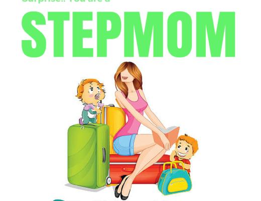 From single girl to a stepmom. #stepmom #stepparent #mom