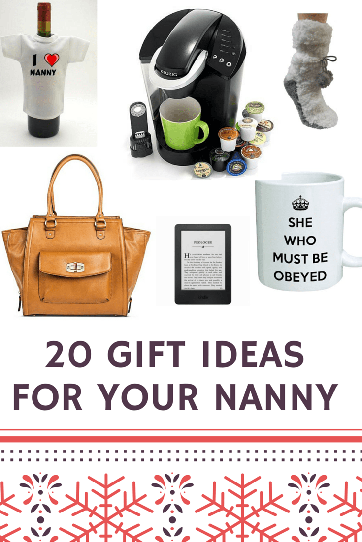 Gifts Your Nanny Will Apreciate Are Here