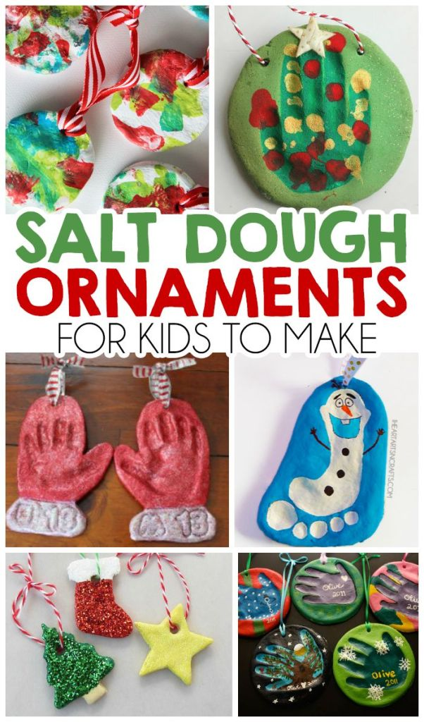 crafts to do with kids and use them as a gift for nanny employers