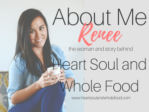 Renee, Heart Soul and Whole Food