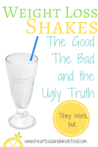 weight loss weight loss shakes dieting quick fix