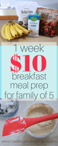 budget meals, family budget, budget shopping, meal prepping, breakfast meal prep, breakfast meals, breakfast waffles, family meal prepping