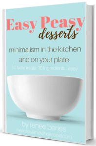 easypeasybookcover, free cook book, free ebook, ecook book, minimalist cook book, healthy ingredients, healthy recipes, clean eating recipes, free stuff